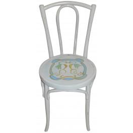 SLOW DESIGN-Thonet szék kézzel festve